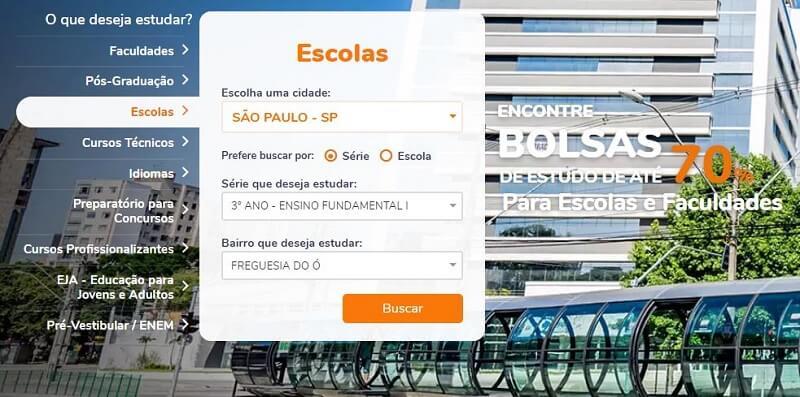 Inscrição Educa Mais Brasil Ensino Fundamental 2022