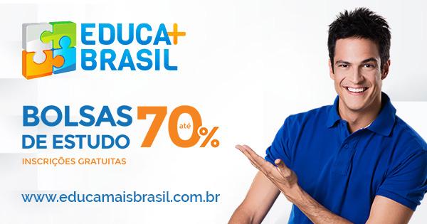 Inscrições Educa Mais Brasil 2021